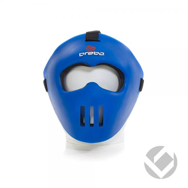 10367BRABO_CORNER_FACE_MASK_JUNIOR_BLUE