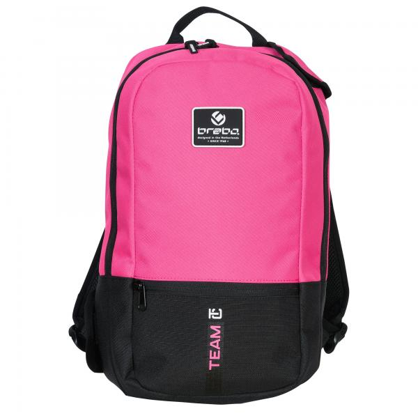 2053419_BRABO_BACKPACK_TEAM_TC_JR_BLACK_PINK