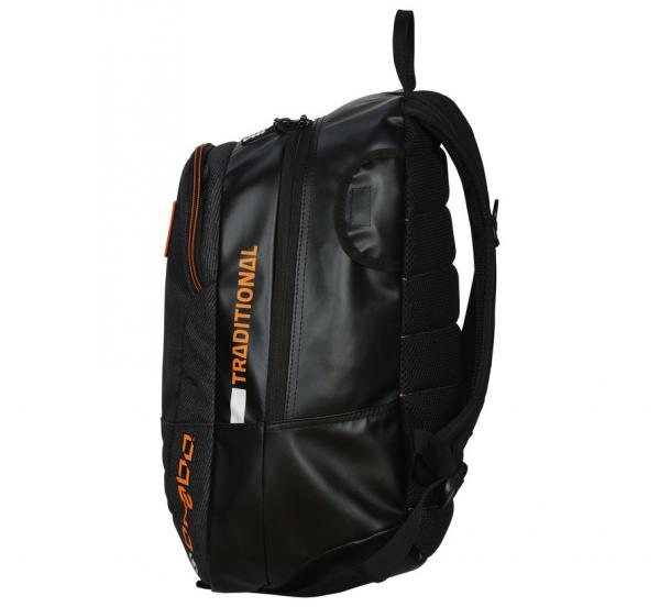 2359720_BRABO_BACKPACK_TRADITIONAL_JR_BLACK_NEON_ORANGE