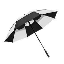 773017_BAGBOY_TELESCOPIC_UMBRELLA_BLACK_WHITE