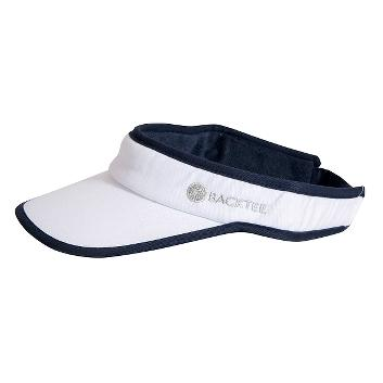 780417_BACKTEE_LADIES_VISOR_WHITE