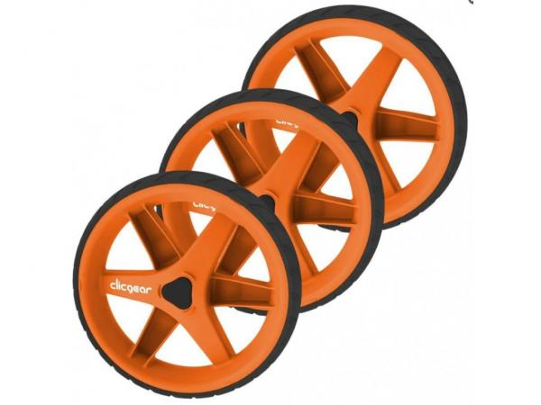 CLICGEAR_WHEEL_SET_3_STUKS_ORANGE