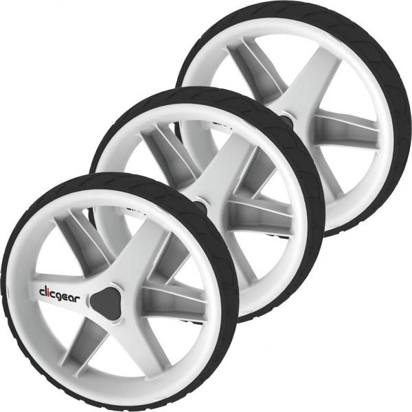 CLICGEAR_WHEEL_SET_3_STUKS_WHITE