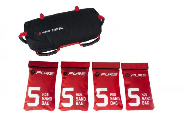 3246P2I_SANDBAG_BLACK_RED_4X5KG